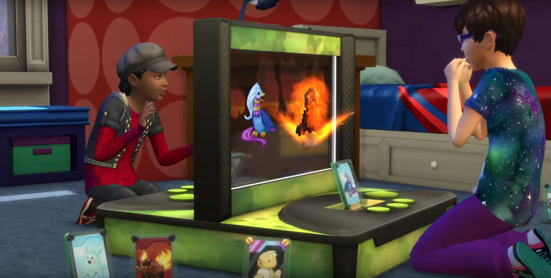 Die Sims 4 – Kinderzimmer-Accessoires: Inhalt und Trailer ...