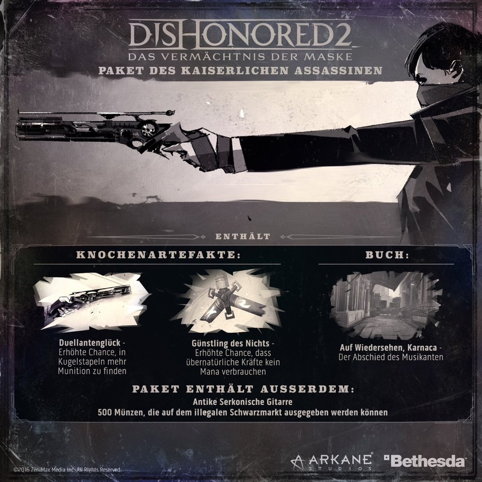 dishonored-2-vorbesteller-bonus