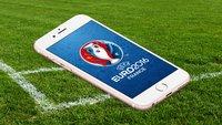 Fußball-EM 2016: 5x Top-Apps für iPhone und iPad