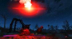 Fallout 4: Wetter ändern mit Feuerwerk - so geht's