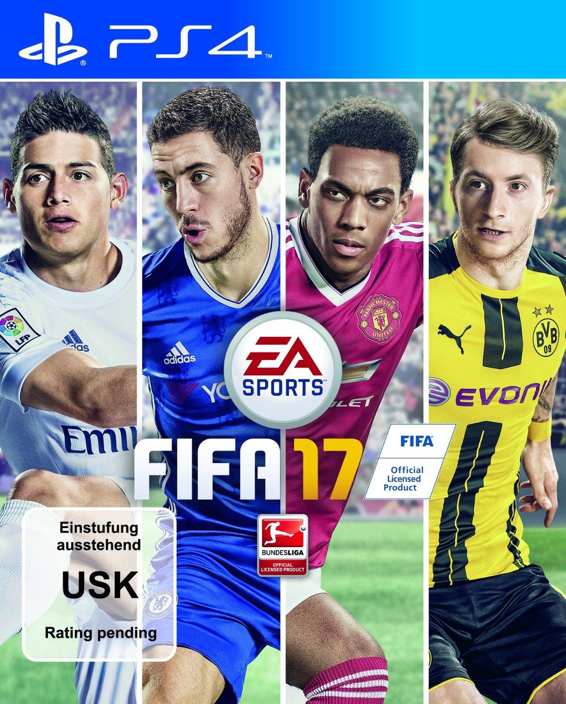 Fifa 17 Editionen