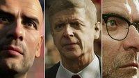 FIFA 17: Diese 20 Trainer der Premier League sind dabei