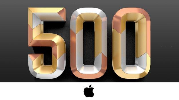 Fortune 500: Apple erstmals auf den 3.Platz