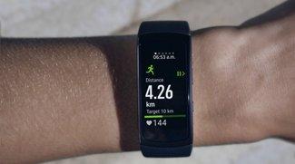 Samsung Gear Fit2 und Gear IconX offiziell vorstellt: Damit werden auch Sportmuffel zu Fitness-Freaks
