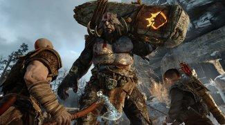 God of War: Noch größere Bosse und Gegnermassen