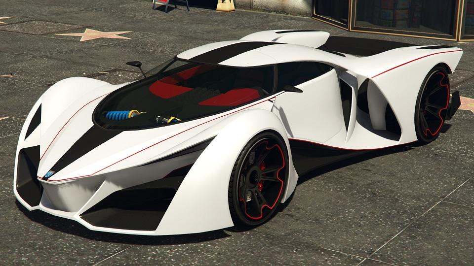 gta 5 online update neue autos
