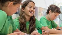 Apple lädt zum Sommer Camp für Kinder zwischen 8 und 12 Jahren