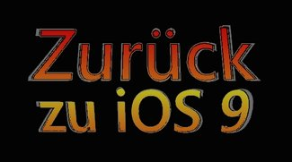 iOS 10 Downgrade: Zurück zu iOS 9.3.2 - So geht's