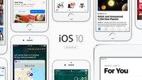 iOS 10: Vorinstallierte Apps löschen und vom iPhone/iPad Homescreen entfernen