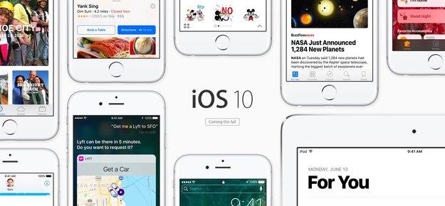 iOS 10: Verwunderung über nicht verschlüsselten Kernel