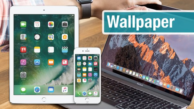 iOS 10 & macOS Sierra Wallpaper zum Download für iPhone, iPad und Mac
