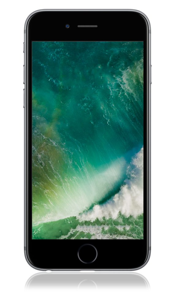iOS 10 Wallpaper zum Download