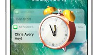Bildschirm-Weckfunktion in iOS 10 nicht für alle iPhones verfügbar