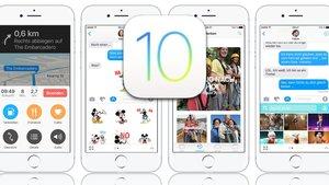 iOS 10: Die 10 wichtigsten Neuerungen (Zusammenfassung zum neuen Betriebsystem)