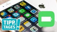 Tipp: iPhone-Akku pflegen, so gehts