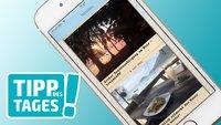 App-Tipp: Web-Reisetagebuch auf dem iPhone erstellen