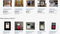 Alte iPods für astronomische Preise bei eBay