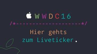 WWDC 2016: Liveticker zur Keynote (iOS 10, OS X) hier & jetzt