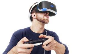 PlayStation VR: Einige Spiele nicht mit DualShock kompatibel