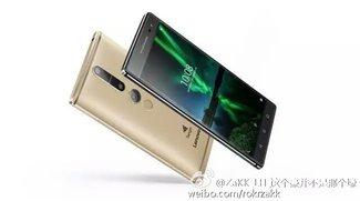 PHAB2 Pro: So sieht Lenovos Project-Tango-Smartphone aus