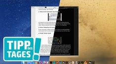 Weiß auf Schwarz auf dem Mac: Farben invertieren, so gehts