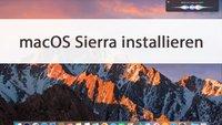 macOS Sierra installieren – so geht's