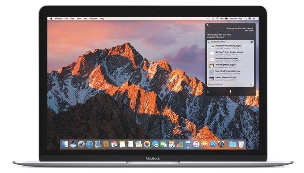 macOS Sierra kommt am 20. September