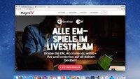 EM 2016: Magine TV schaltet Fußball-optimierte Streaming-Sender frei