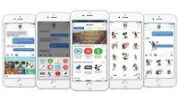 """Darum wird """"Nachrichten"""" in iOS 10 die beste Messenger-App"""