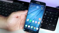 Galaxy Note 7: So sieht die neue TouchWiz-Oberfläche aus [Video]