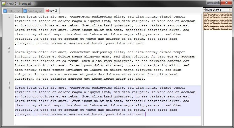 Notepad++ ist eine der besten Alternativen zum Windows-Editor.