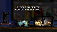 Plex-Support: Nvidia Shield TV wird zur ultimativen Medienzentrale