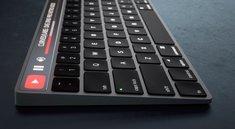 Magic Keyboard mit OLED-Touchscreen-Leiste: Innovation auf dem Schreibtisch?