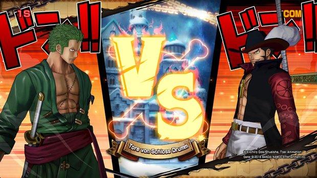 One Piece - Burning Blood: Alle Charaktere freischalten und kämpfen