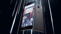 OnePlus-3-Akku: Dash Charge, Akkulaufzeit und Kapazität