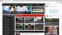 Browser-Kampf: Opera ist effizienter als Microsoft Edge