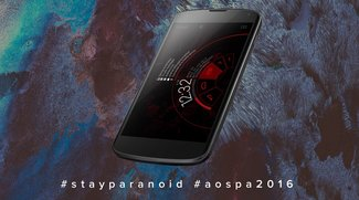 Paranoid Android 2016: Legendäres Custom-ROM kehrt zurück