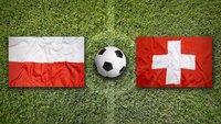 Polen – Schweiz: Zusammenfassung, Tore und 11m-Schießen im Video