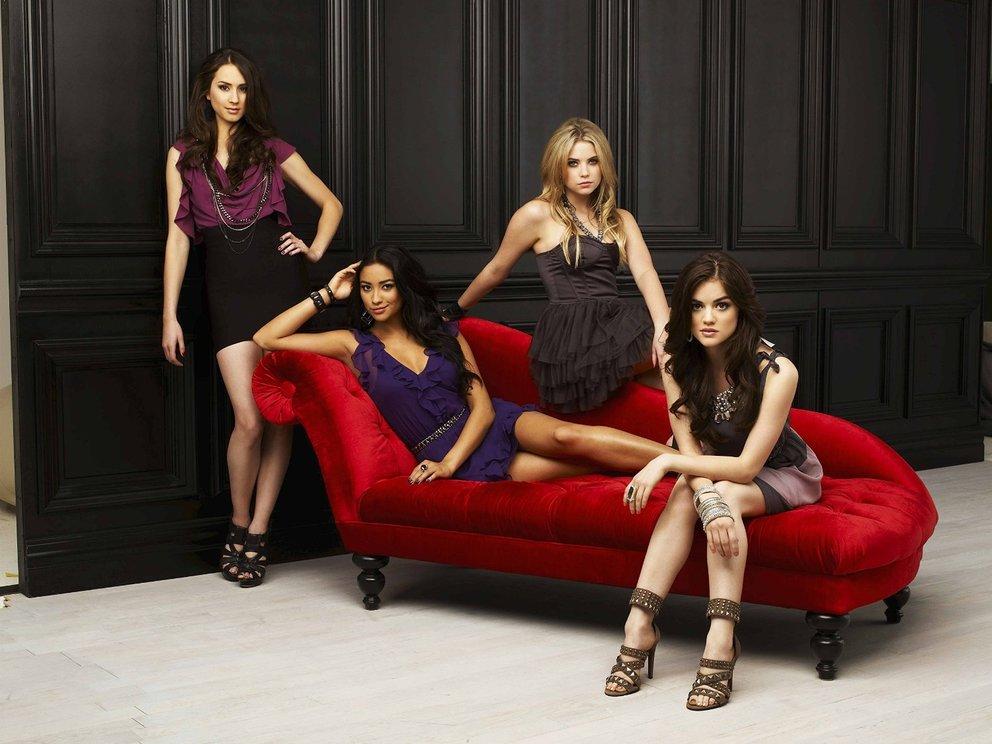 Pretty Little Liars Staffel 5 Folge 14