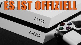 PS4 Neo: Sony bestätigt sie offiziell, will sie aber nicht auf der E3 vorstellen