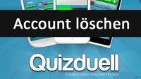 Quizduell: Account löschen – so geht's