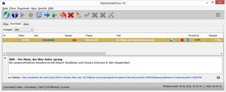 rbb Mediathek Download Downloads