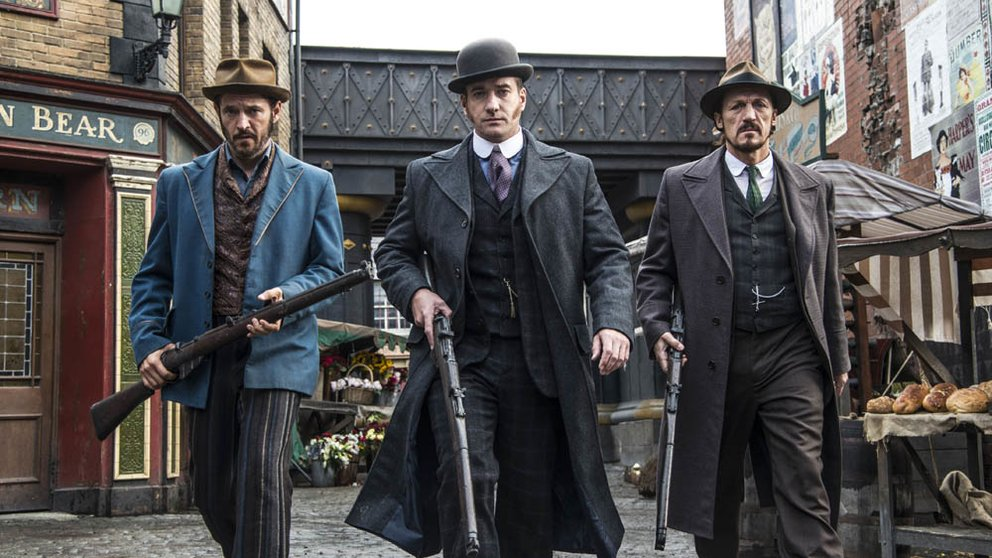 Ripper street staffel 4 deutsch amazon
