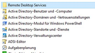RSAT für Windows 10 (Remoteserver-Verwaltungstools)