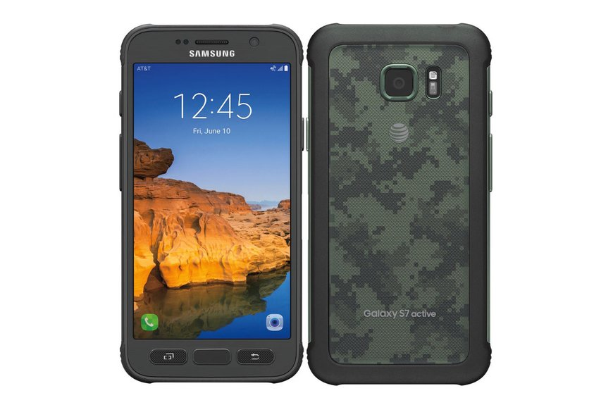 samsung-galaxy-s7-active-green-front-back