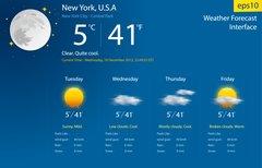 Wetter-App kostenlos für...
