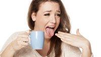 Zunge verbrannt: Hausmittel, Dauer und was ihr gegen Schmerzen tun könnt