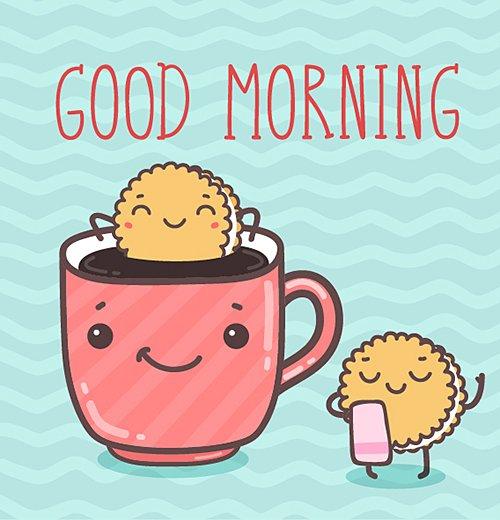 Witzige Guten-Morgen-Sprüche: Ideen, anderen einen schönen Tag zu wünschen – GIGA