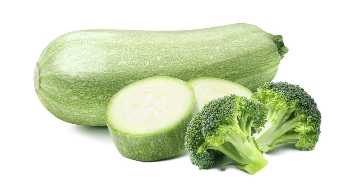Brokkoli Und Zucchini Roh Essen Darf Man Das