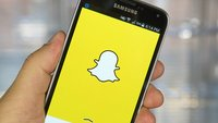 Snapchat: Sticker einfügen - so geht's